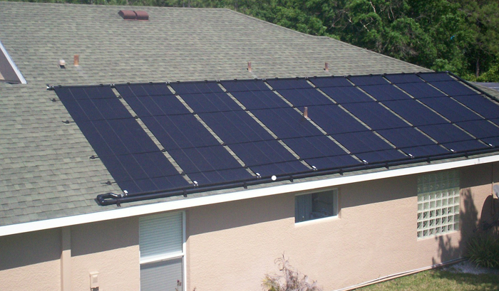 solar pool heaters Tampa, Clearwater, Dunedin, Tarpon Springs, oldsmar, safety harbor, Largo, Pinellas Park, Florida