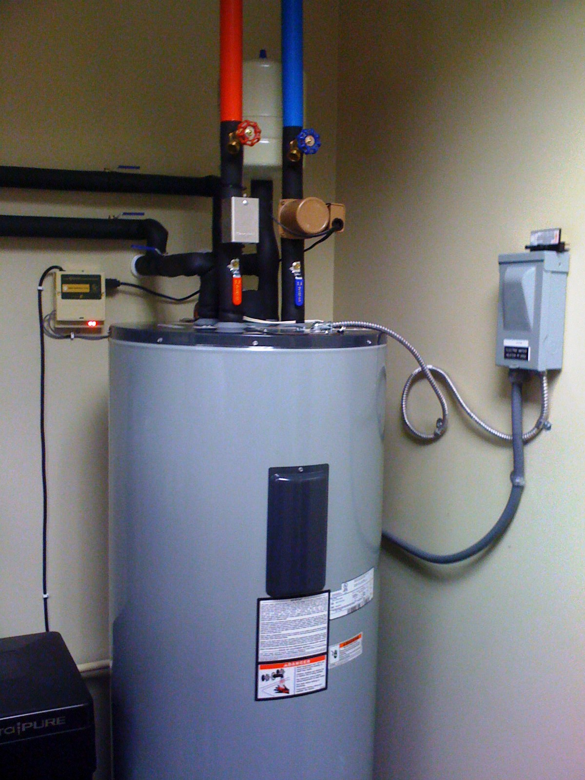 Solar Hot Water Heater Tampa Clearwater Dunedin Tarpon