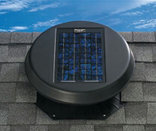 solar attic fan Tampa, Clearwater, Dunedin, Tarpon Springs, oldsmar, safety harbor, Largo, Pinellas Park,florida